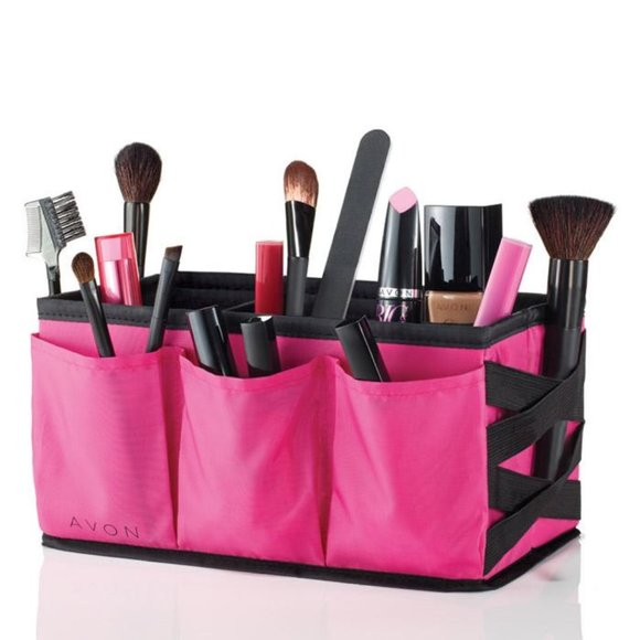 Avon Handbags - Avon Beauty Caddy
